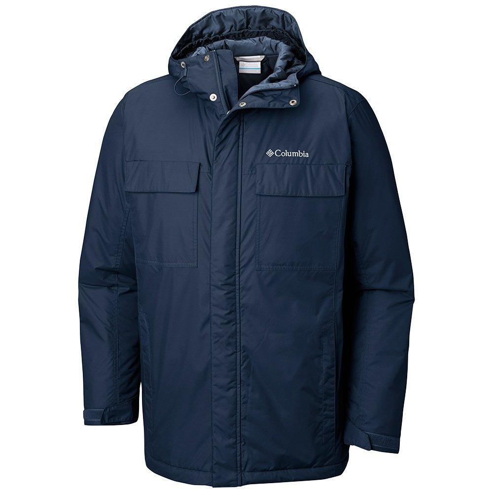 Columbia Ten Falls Tall Insulated Ski Jacket (Men's) - Collegiate Navy