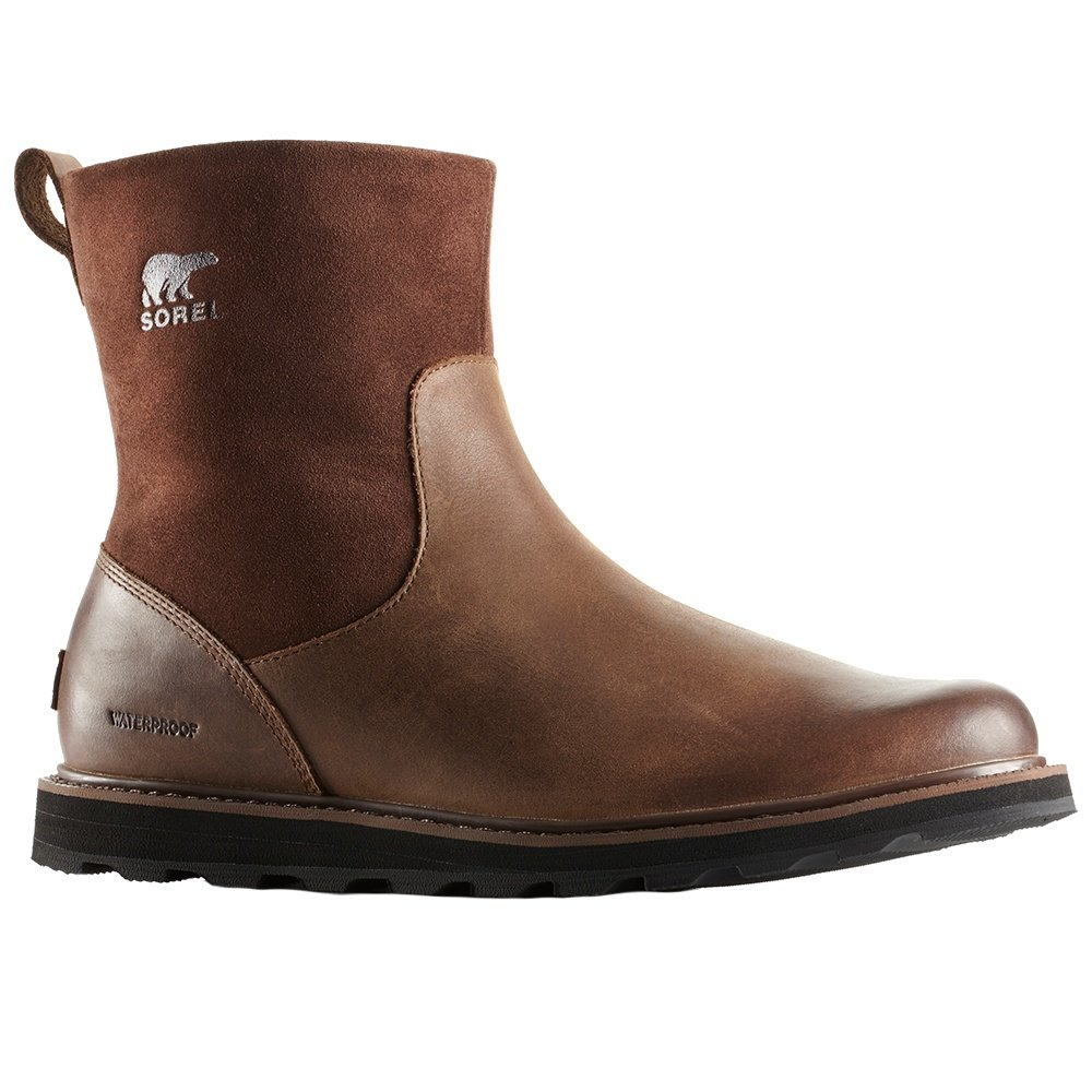 Sorel Madson Zip Waterproof Boot (Men's) - Tobacco