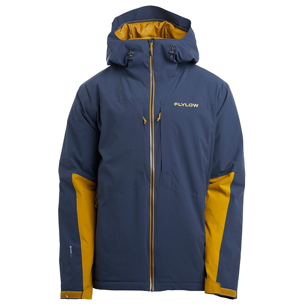Flylow Albert Insulated Ski Jacket (Men's) - Pluto/Bear