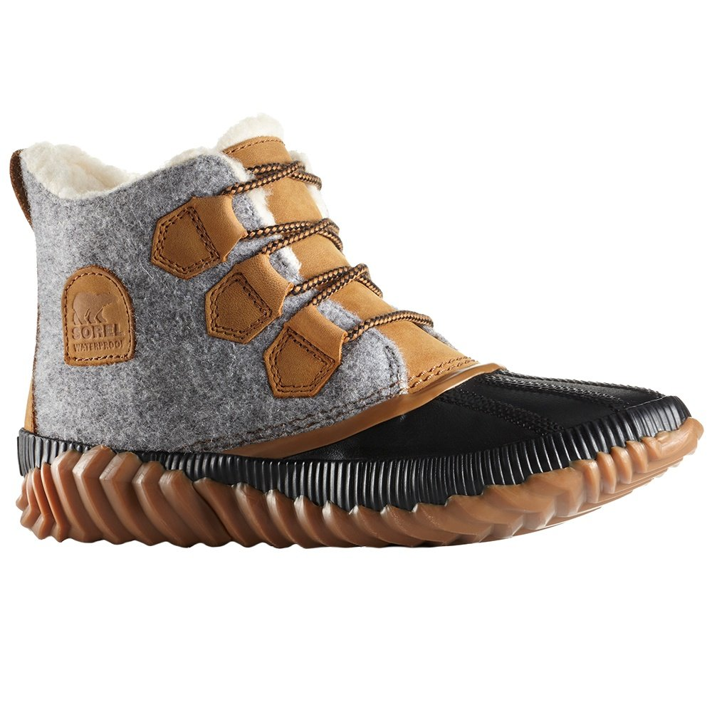 Sorel Out n About Plus Boot (Women's) - Quarry