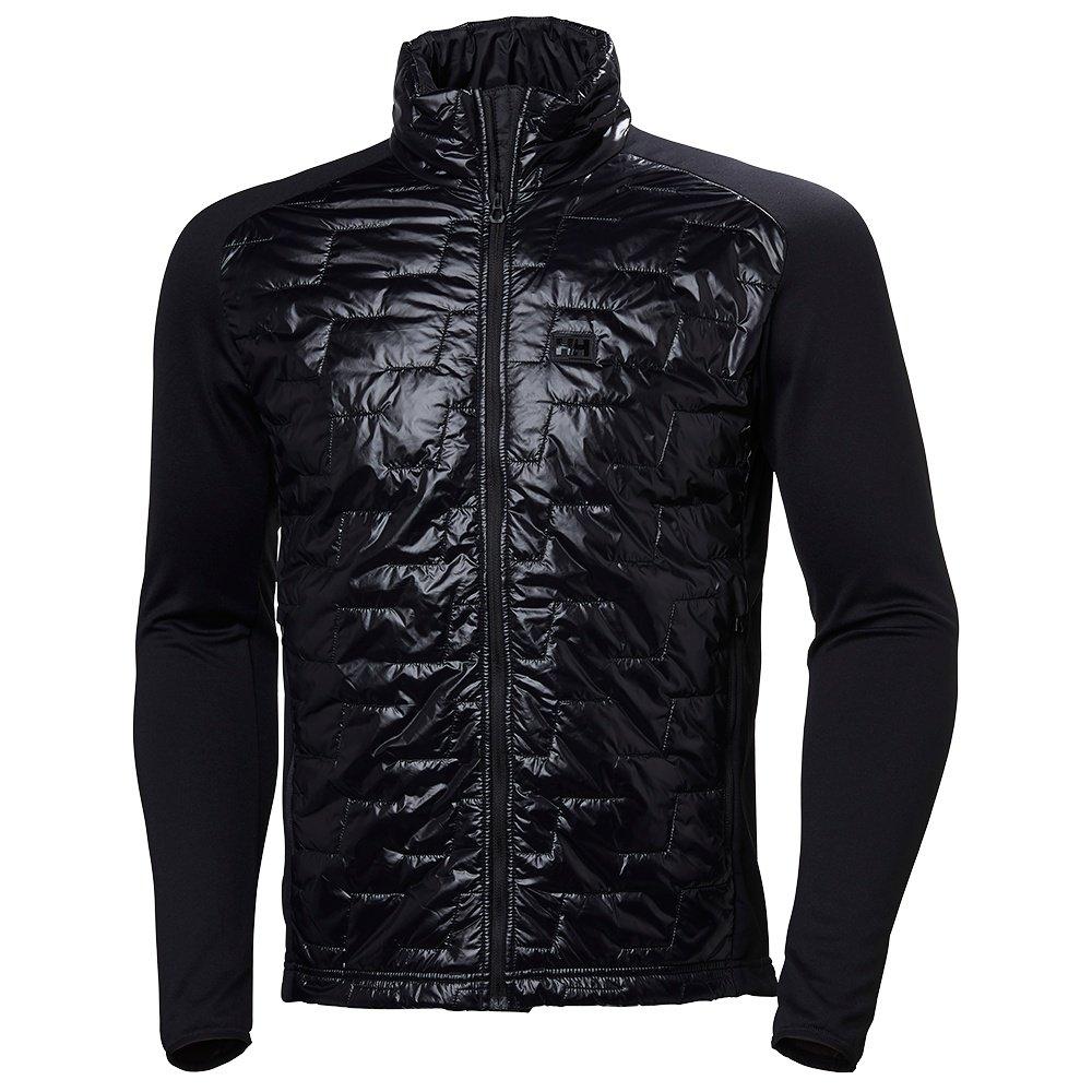 Helly Hansen Lifa Loft Hybrid Insulator Ski Jacket (Men's) - Black