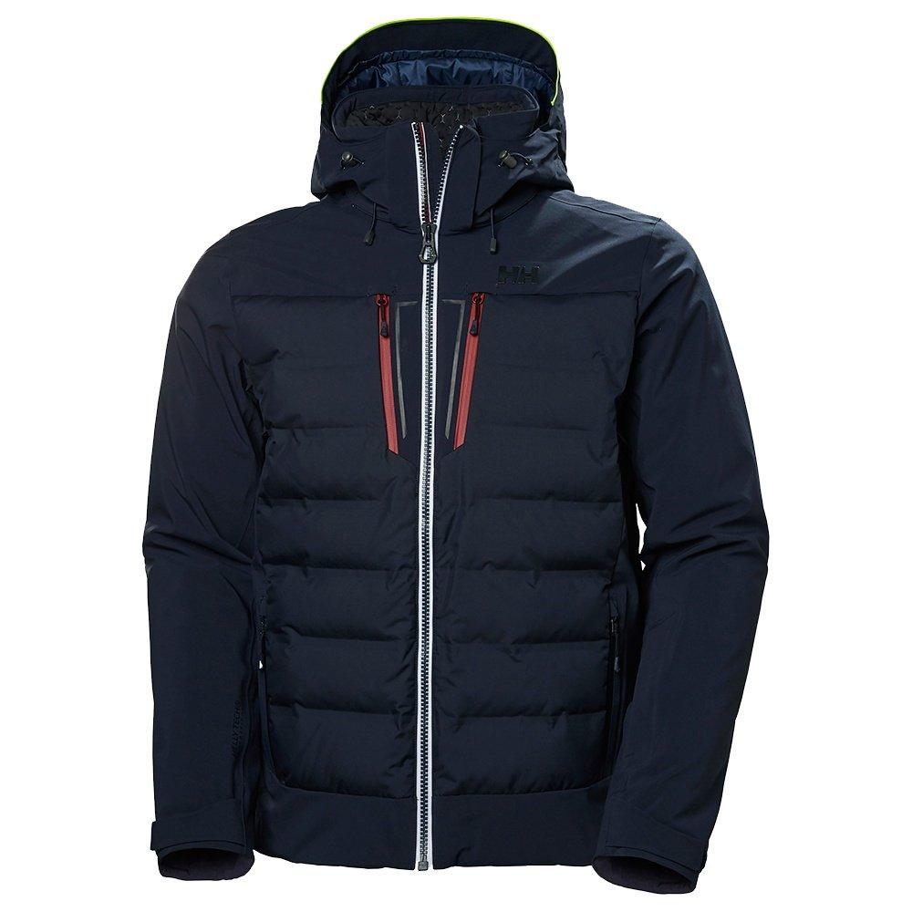 Helly Hansen Freefall Insulated Ski Jacket (Men's) - Navy