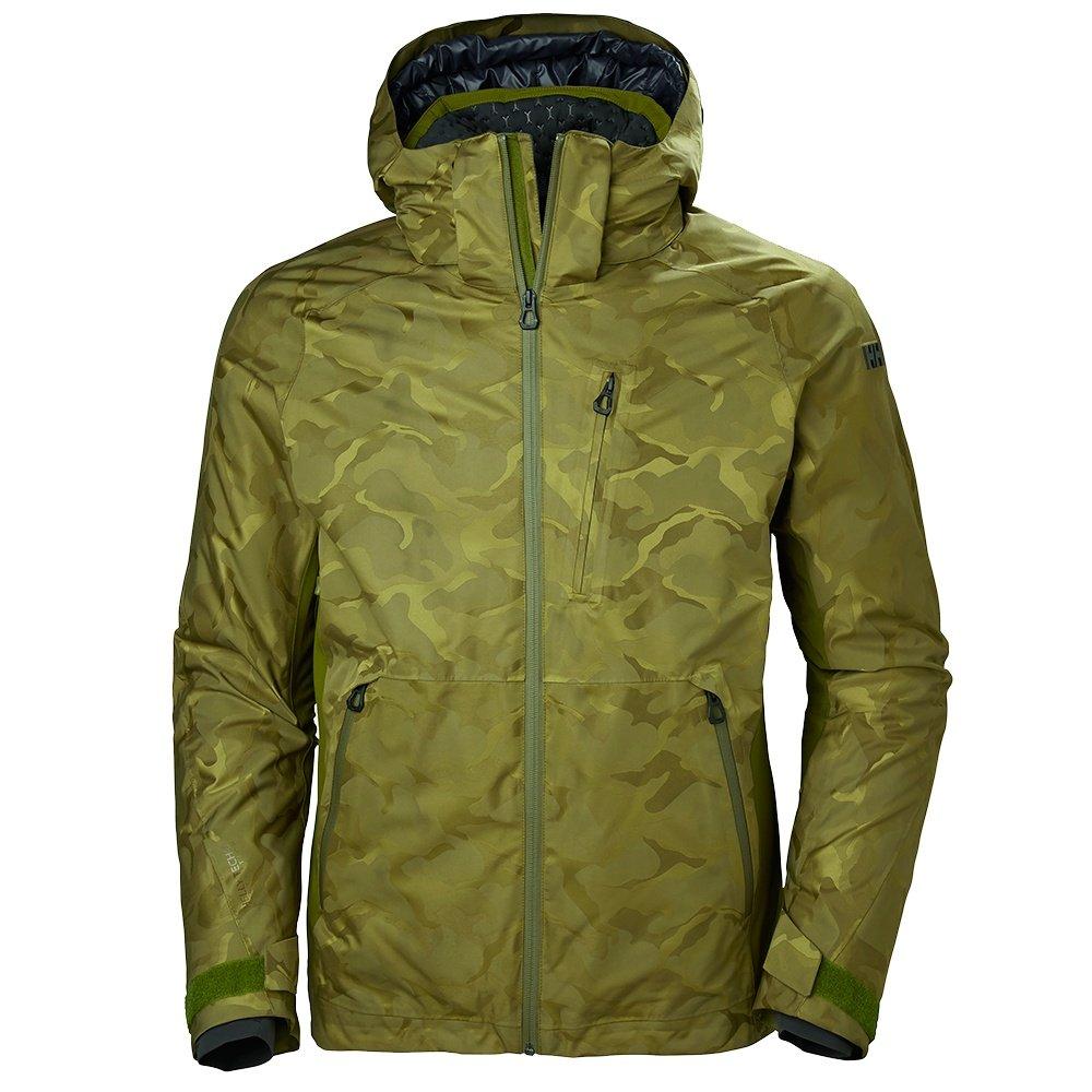 Helly Hansen Skistar Insulated Ski Jacket (Men's) - Fir Green