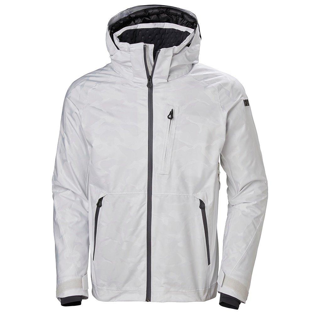 Helly Hansen Skistar Insulated Ski Jacket (Men's) - Nimbus Cloud