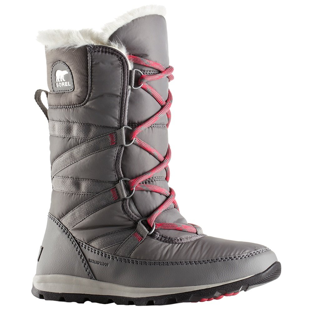 Sorel Whitney Tall Lace II Boot (Women's) - Quarry