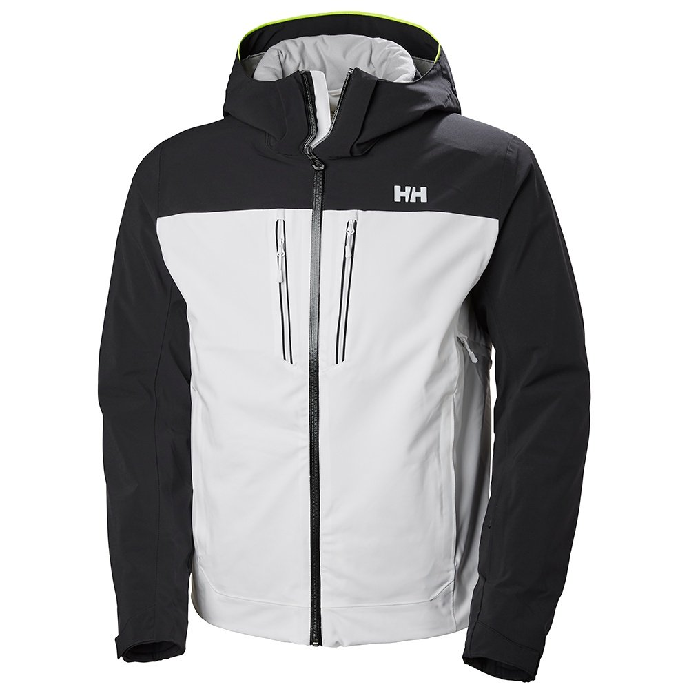 Helly Hansen Signal Insulated Ski Jacket (Men's) - White