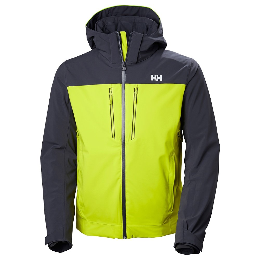 Helly Hansen Signal Insulated Ski Jacket (Men's) - Sweet Lime