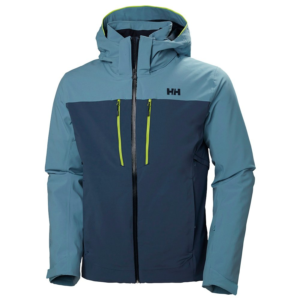 Helly Hansen Signal Insulated Ski Jacket (Men's) - North Sea Blue