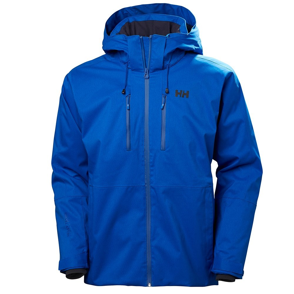 Helly Hansen Juniper 3.0 Insulated Ski Jacket (Men's) - Olympian Blue