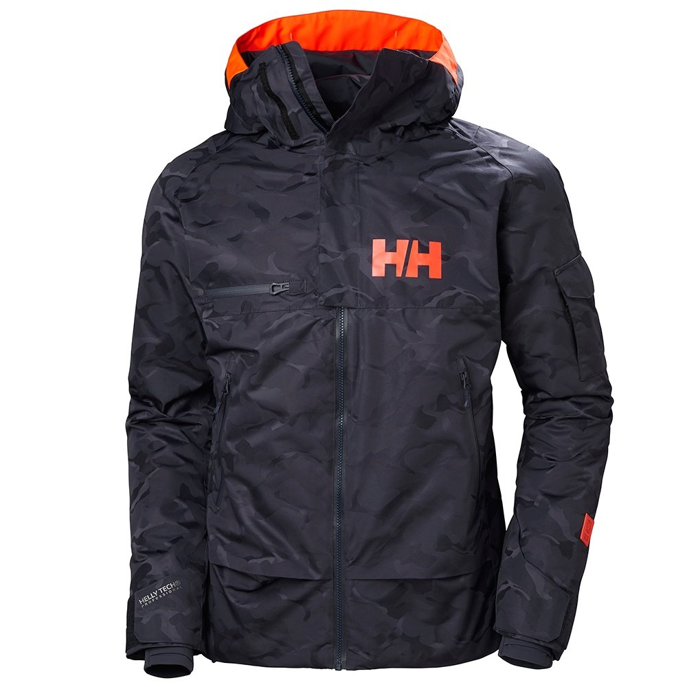 Helly Hansen Garibaldi Shell Ski Jacket (Men's) -