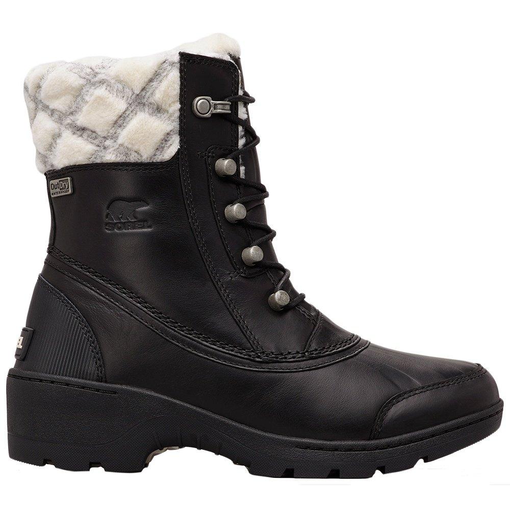 Sorel Whistler Mid Boot (Women's) - Black
