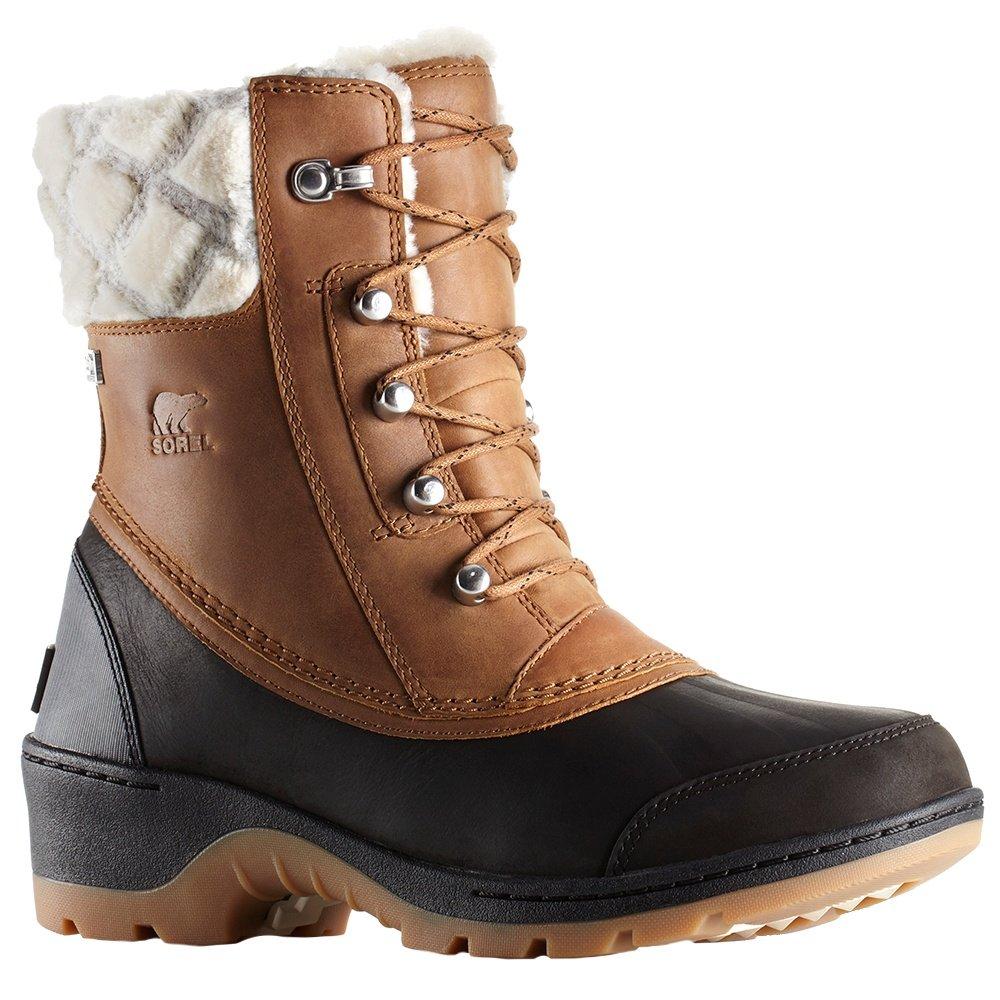 Sorel Whistler Mid Boot (Women's) - Camel Brown/Black
