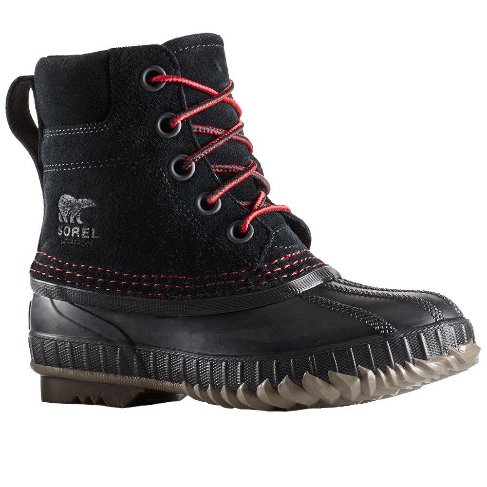 Sorel Cheyanne II Lace Boot (Boys') - Black