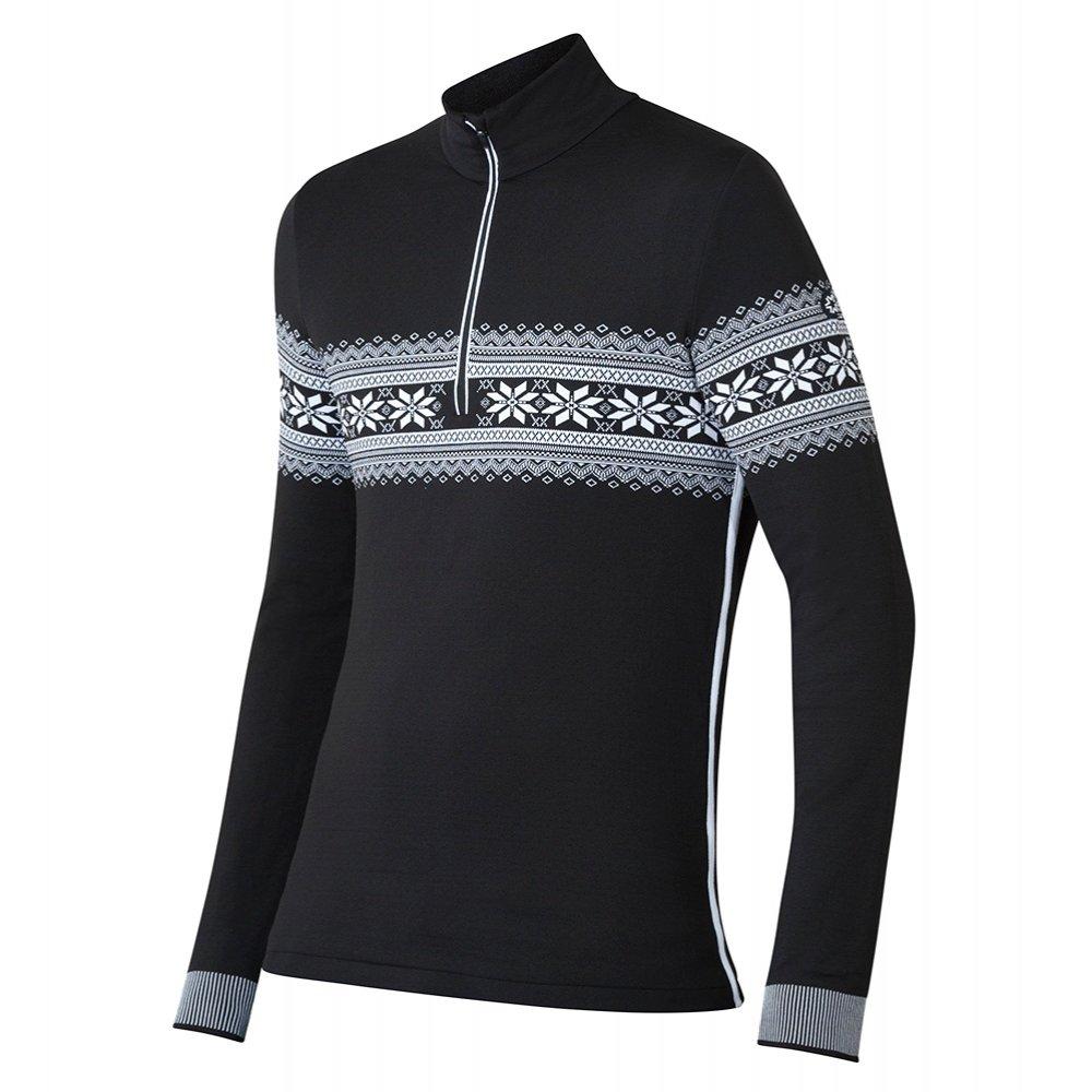 Newland Horizon 1/2-Zip Sweater (Men's) - Black/White