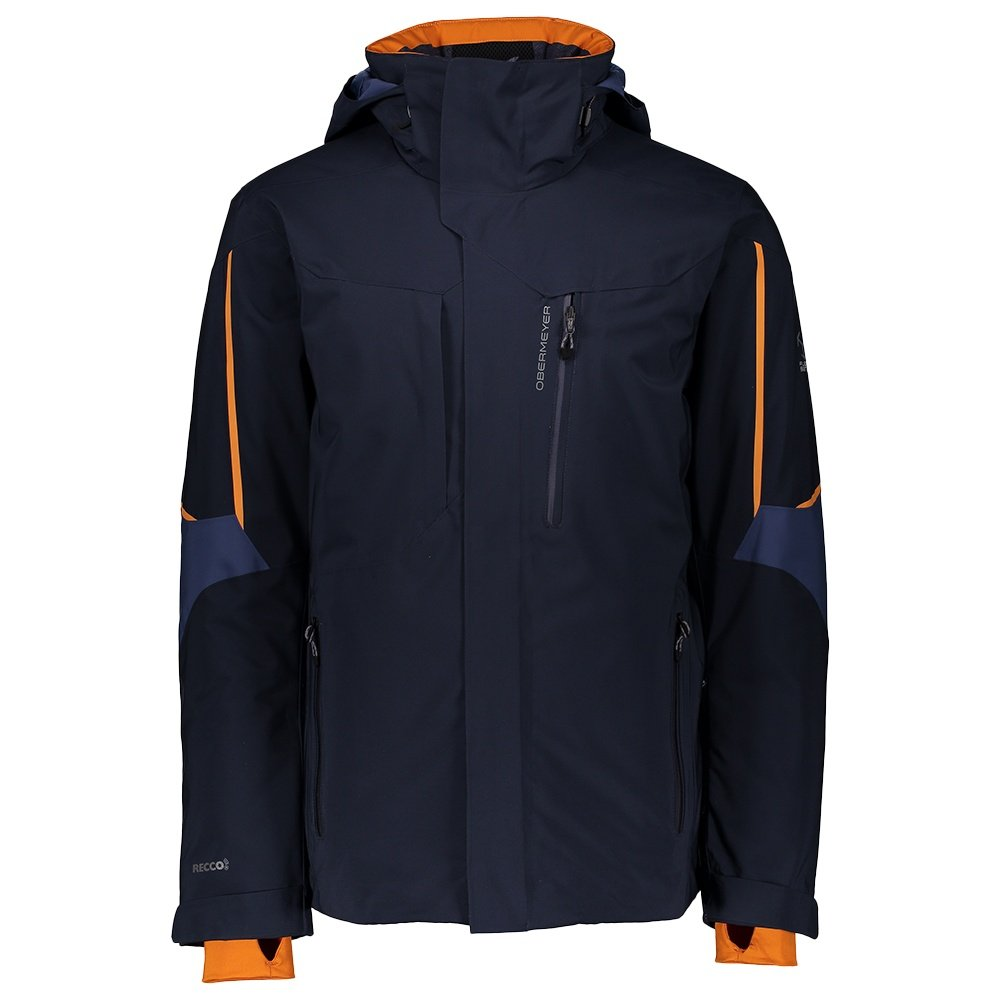 Obermeyer Kenai Insulated Ski Jacket (Men's) - Nocturnal Blue