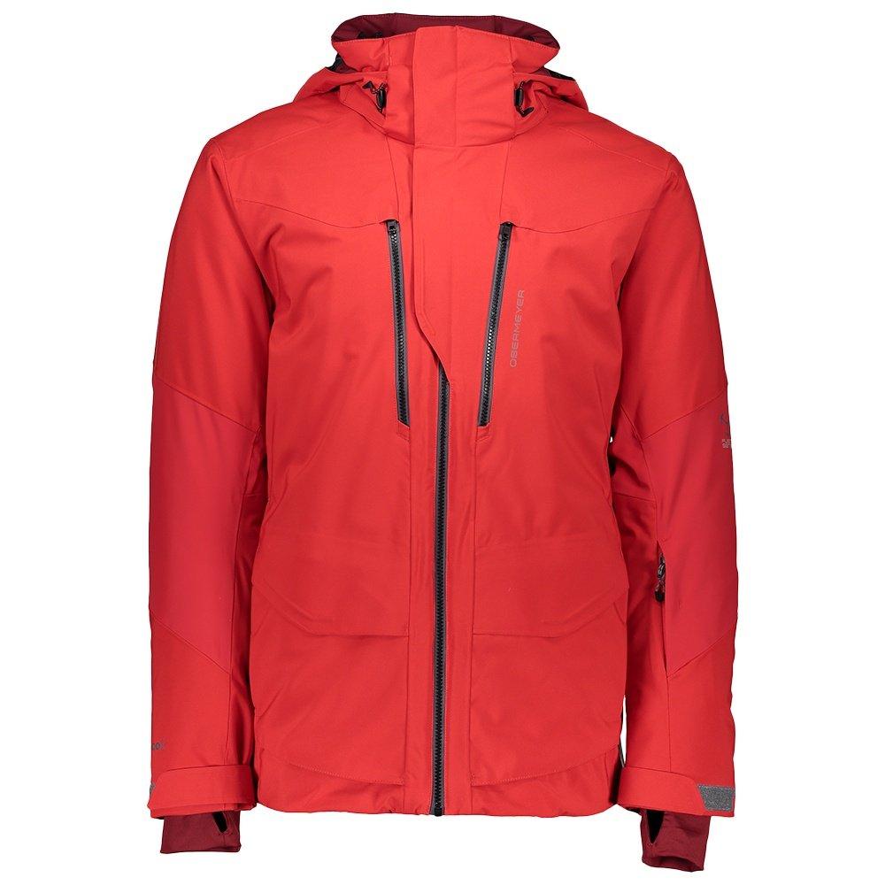 Obermeyer Kodiak Insulated Ski Jacket (Men's) - Volcanic Red