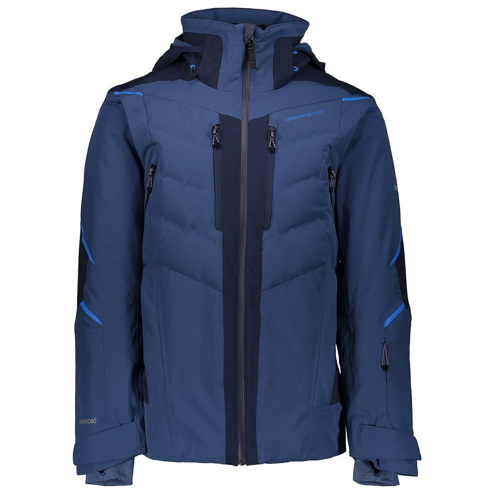 Obermeyer Ultimate Down Hybrid Jacket (Men's) - Trident
