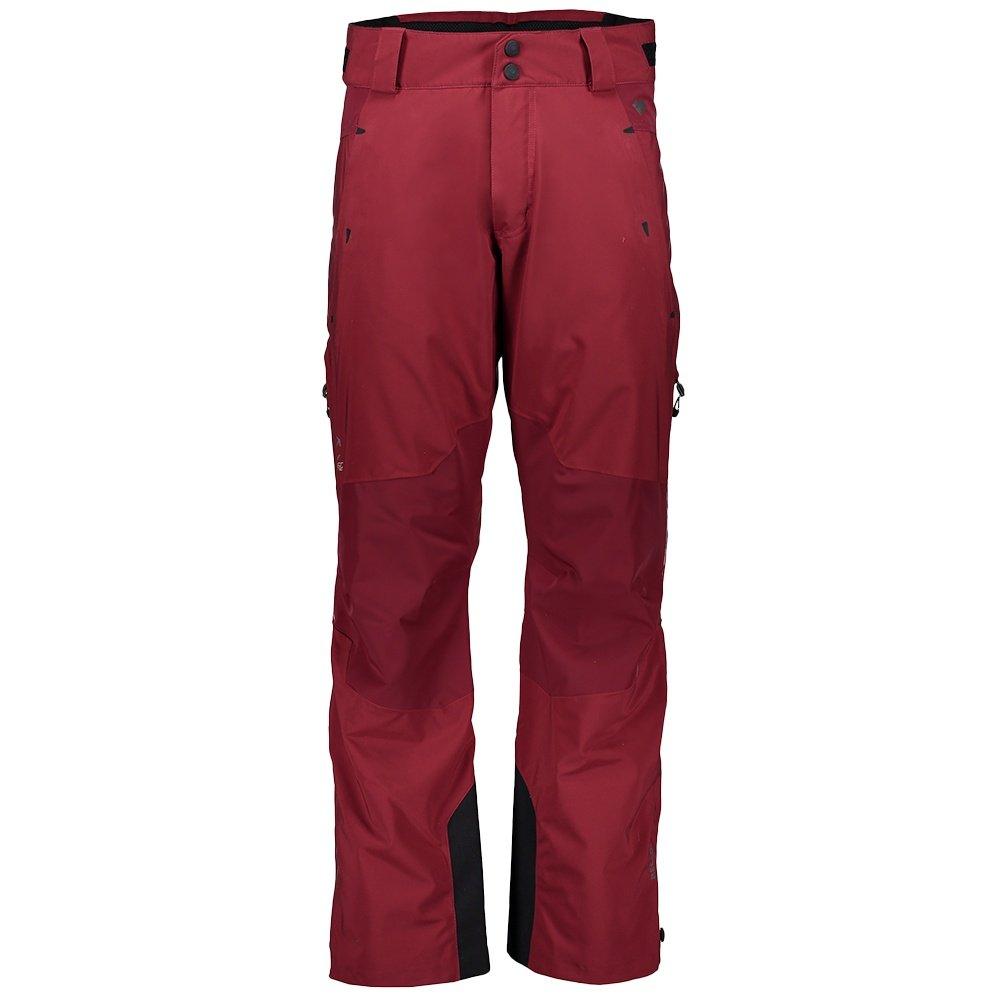 Obermeyer Process Insulated Ski Pant (Men's) - Major Red