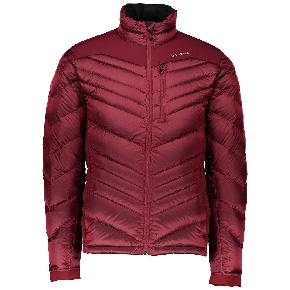 Obermeyer Ion Stretch Insulator Down Jacket (Men's) - Major Red