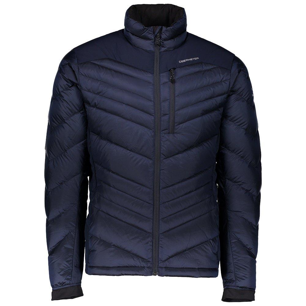 Obermeyer Ion Stretch Insulator Down Jacket (Men's) - Nocturnal Blue