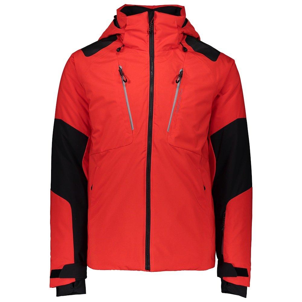 Obermeyer Foundation Insulated Ski Jacket (Men's) - Red