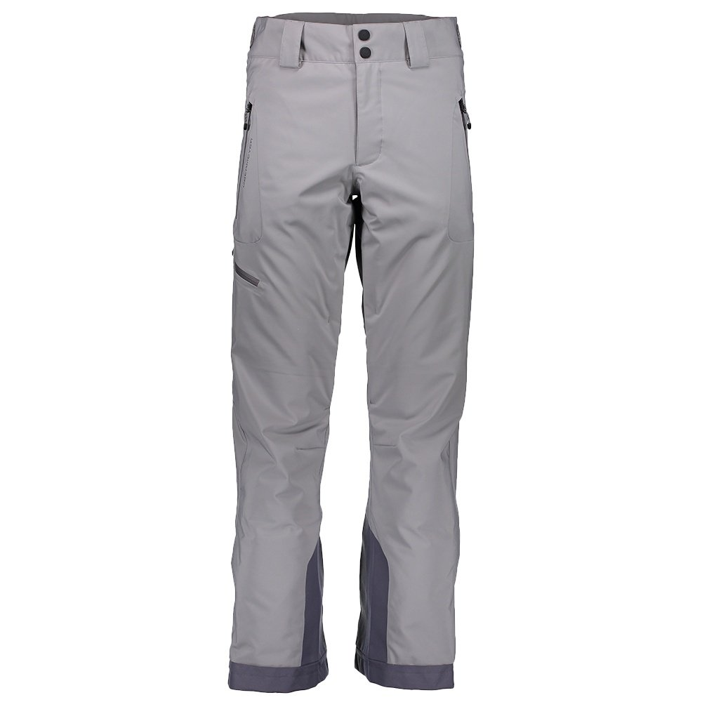 Obermeyer Force Insulated Ski Pant (Men's) - Zinc Grey