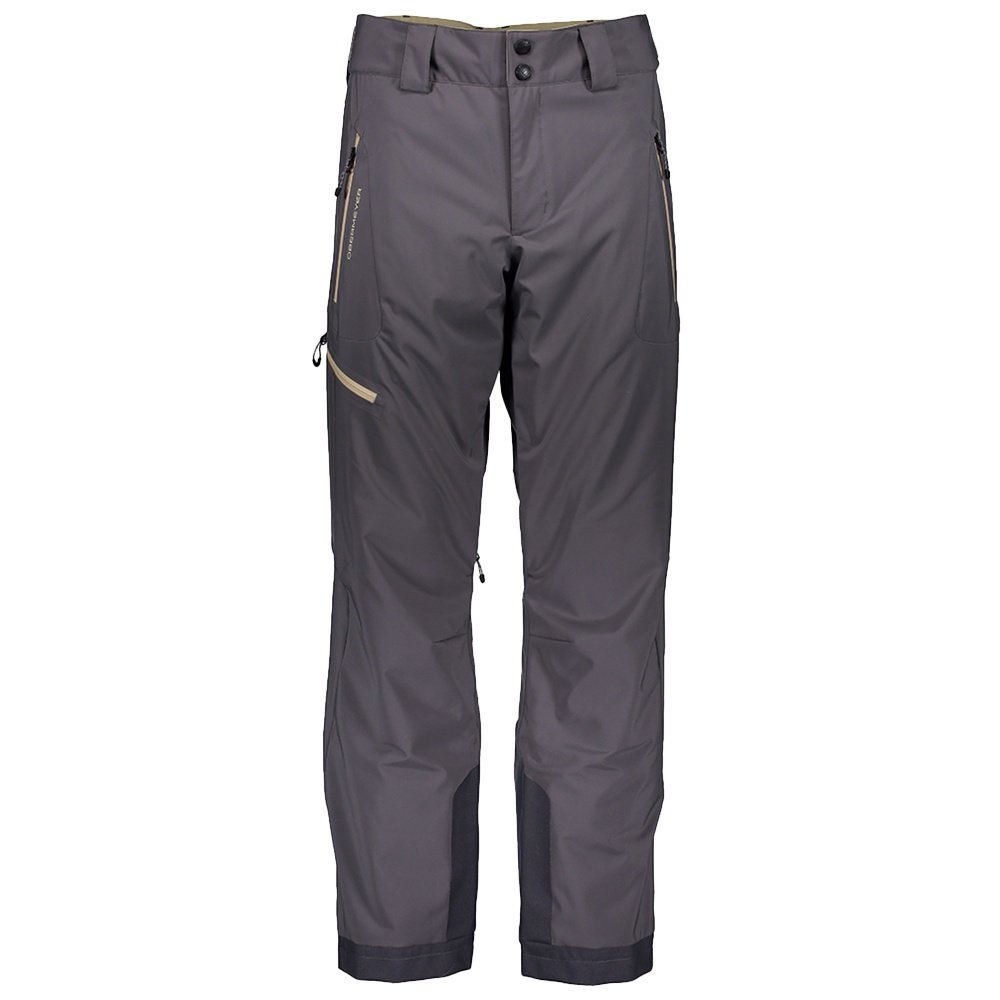 Obermeyer Force Insulated Ski Pant (Men's) - Grey Matter