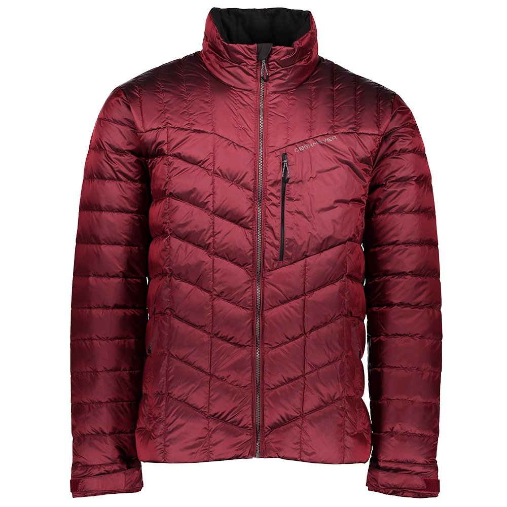 Obermeyer Klaus Insulator Down Jacket (Men's) - Major Red