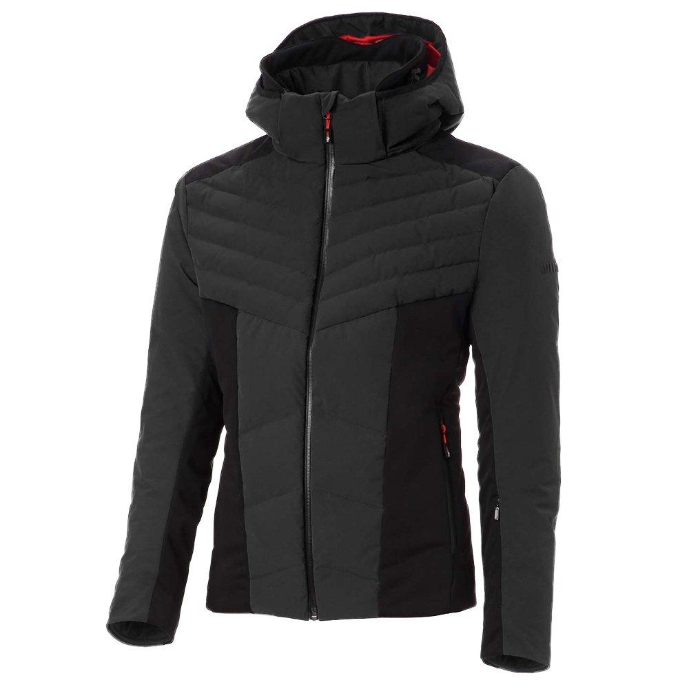 Rh+ La Hoya Insulated Ski Jacket (Men's) - Dark Grey/Black/Red