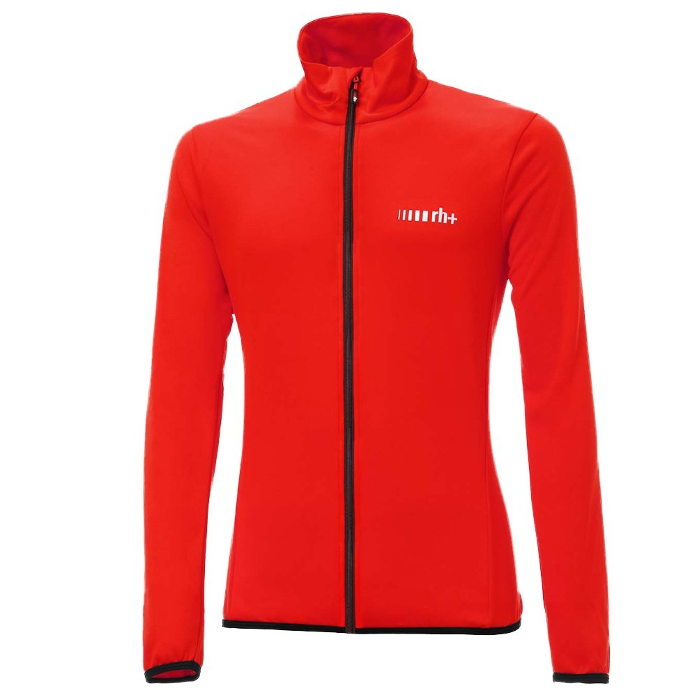 Rh+ Buller Jersey Mid-Layer (Men's) - Red/Black