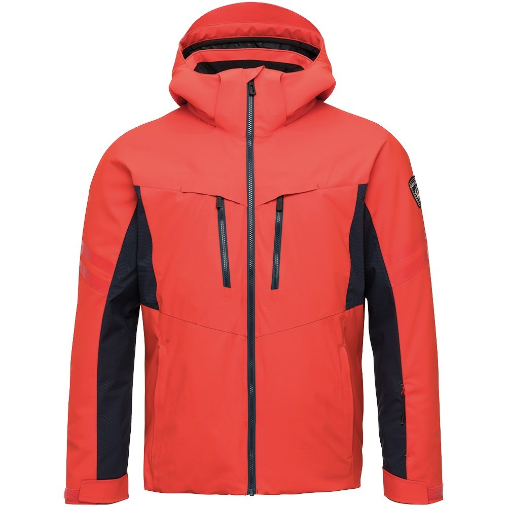 Rossignol Ski Insulated Ski Jacket (Men's) - Crimson