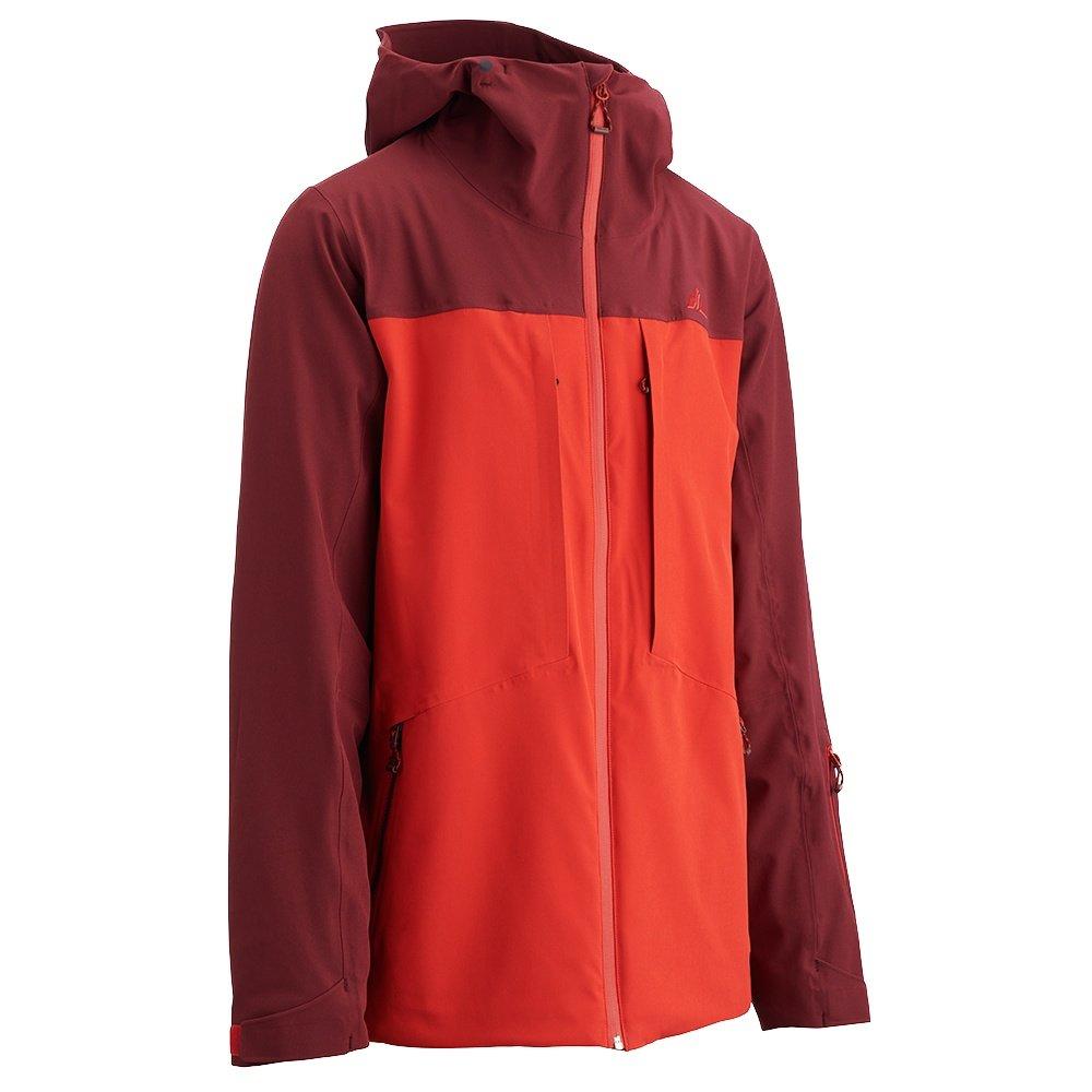 Strafe Ozone Insulated Ski Jacket (Men's) - Warm Red