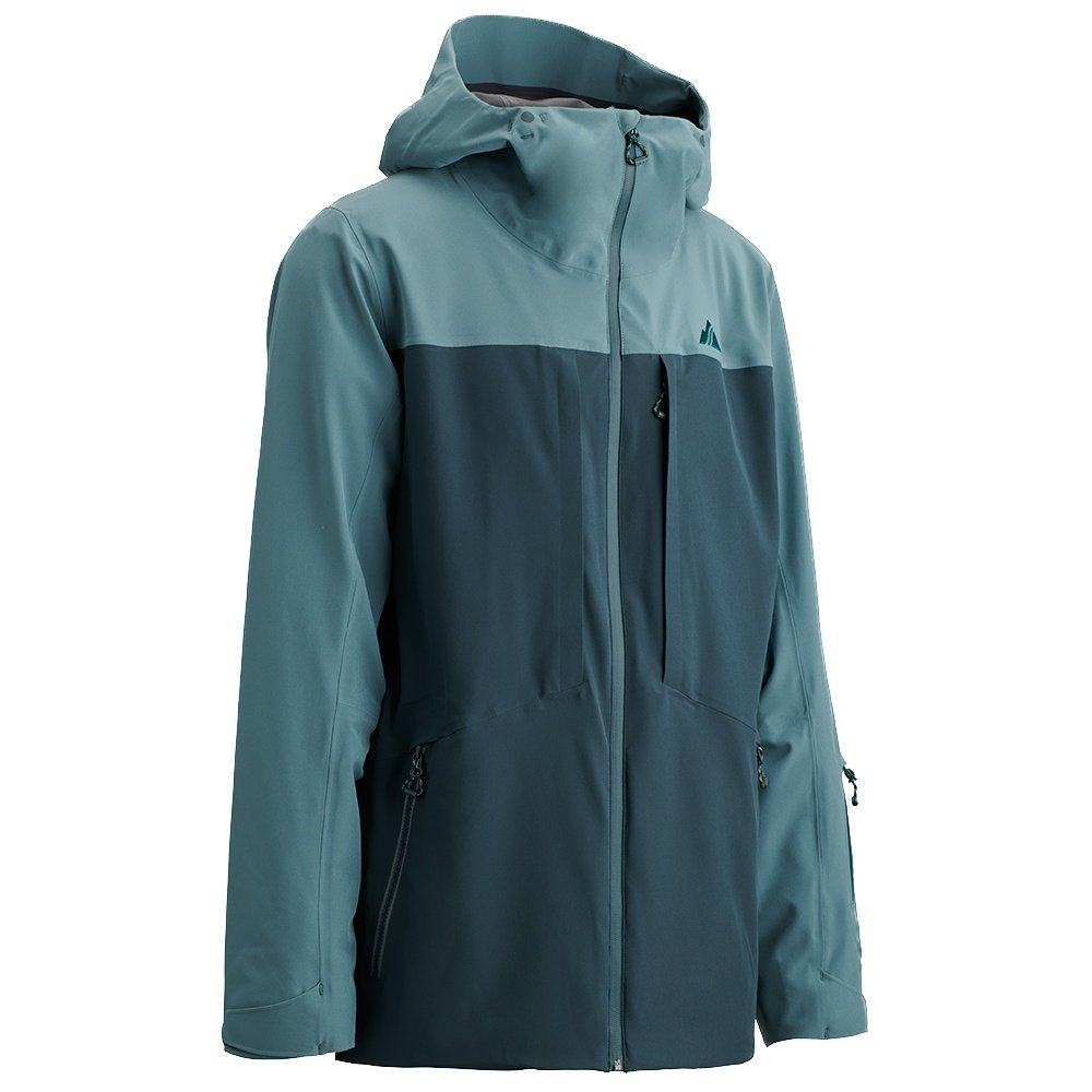 Strafe Ozone Insulated Ski Jacket (Men's) - Deep Forest