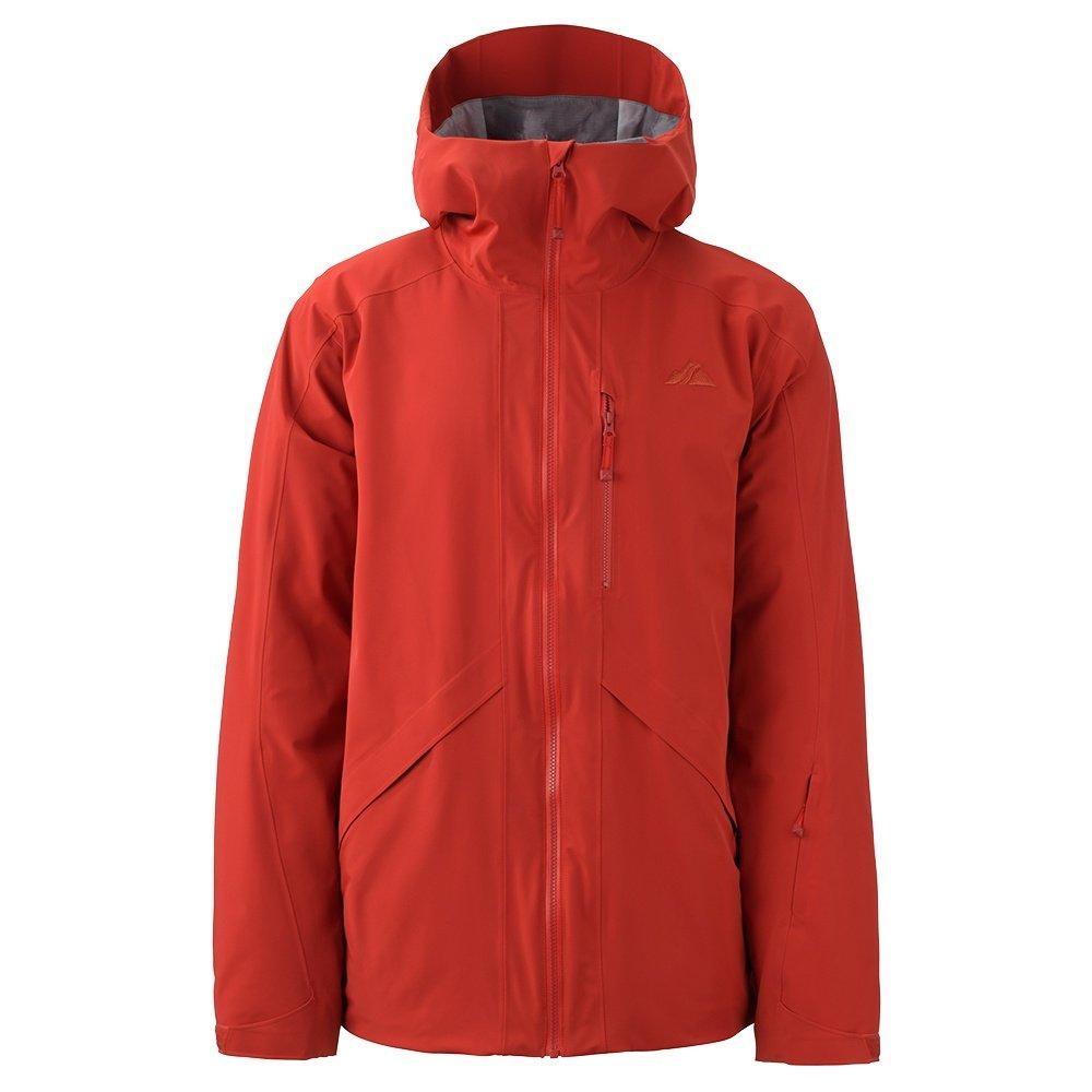 Strafe Hayden Insulated Ski Jacket (Men's) - Deep Red