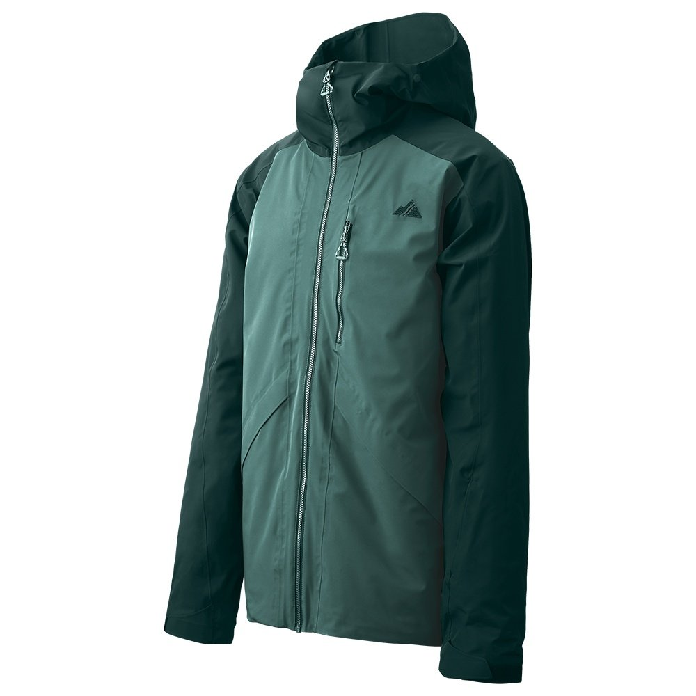 Strafe Hayden Insulated Ski Jacket (Men's) - Light Forest