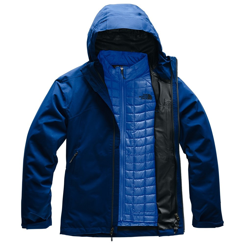 The North Face Thermoball Triclimate Ski Jacket (Men's) - Flag Blue