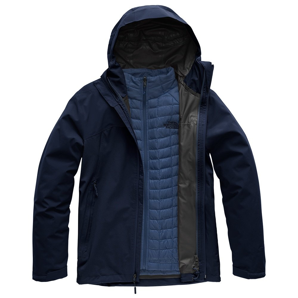 The North Face Thermoball Triclimate Ski Jacket (Men's) - Urban Navy