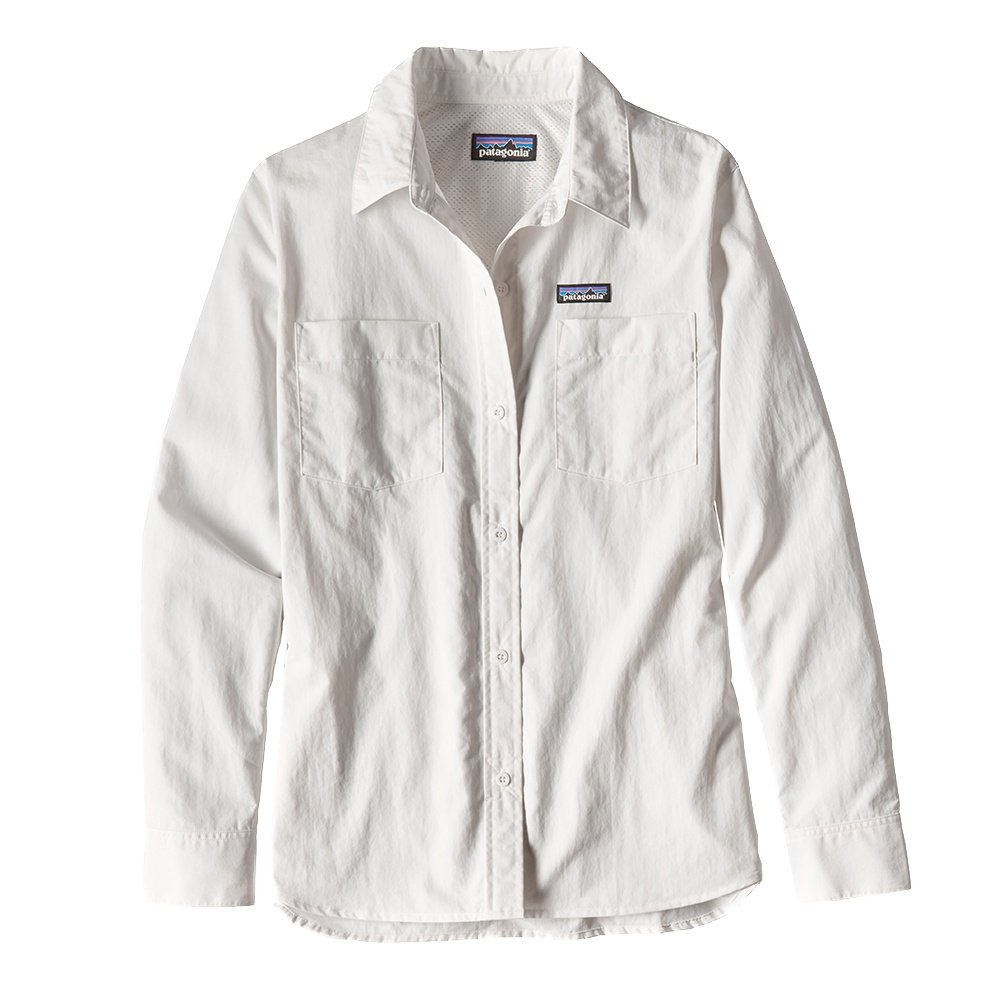 Patagonia Long Sleeve Anchor Bay Shirt (Women's) -