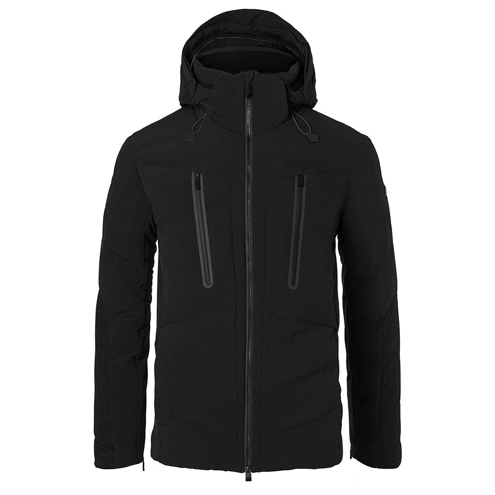 KJUS Linard Down Ski Jacket (Men's) - Black