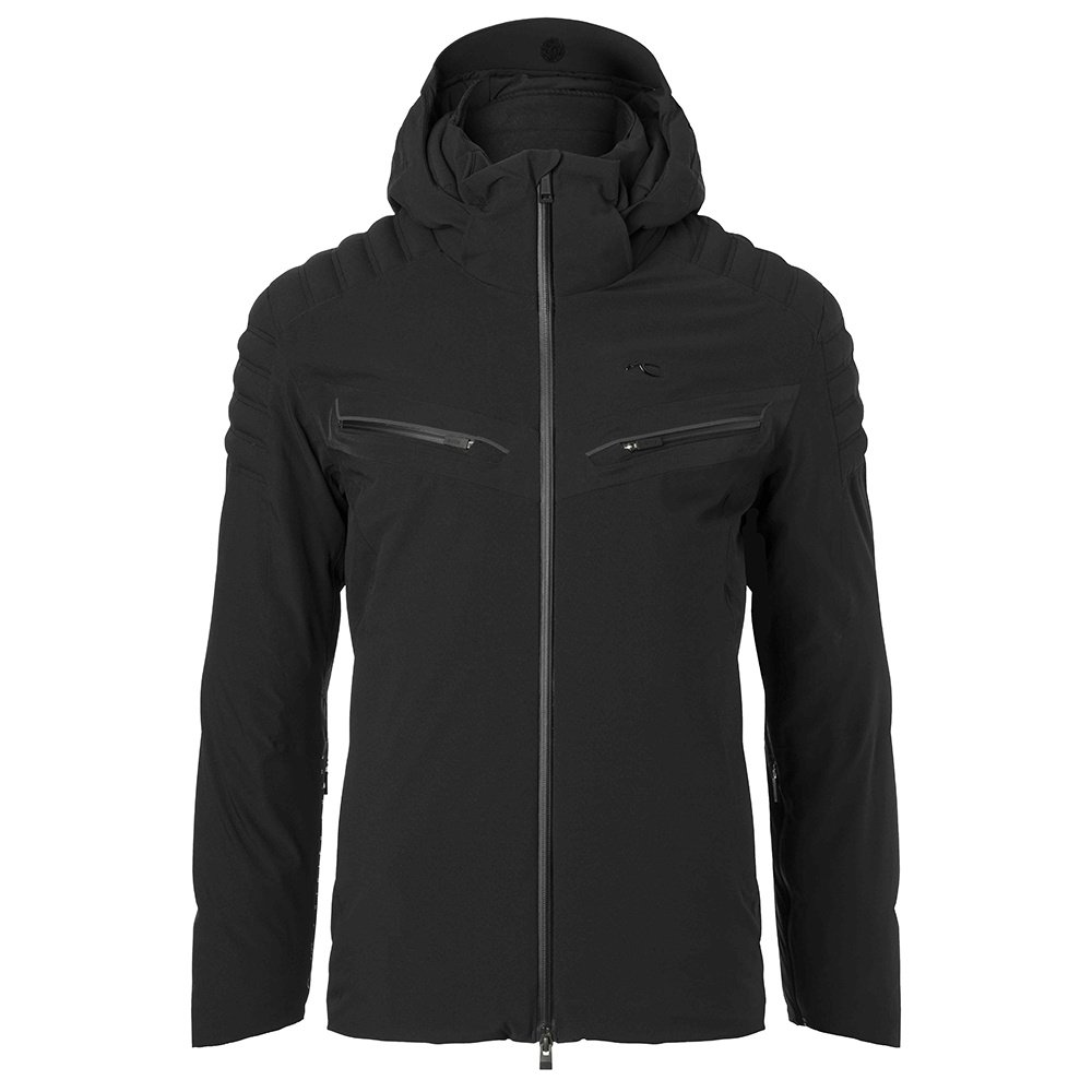 KJUS Cushe II Insulated Ski jacket (Men's) - Black