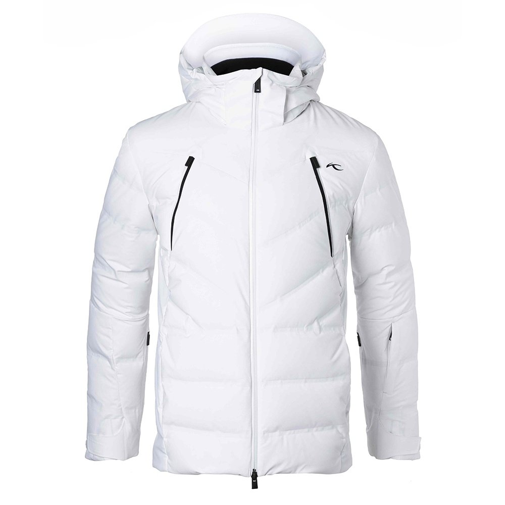 KJUS Downforce Down Ski Jacket (Men's) - White