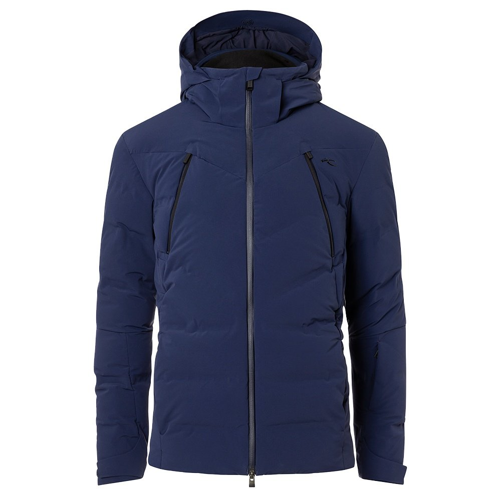 KJUS Downforce Down Ski Jacket (Men's) - Atlanta Blue