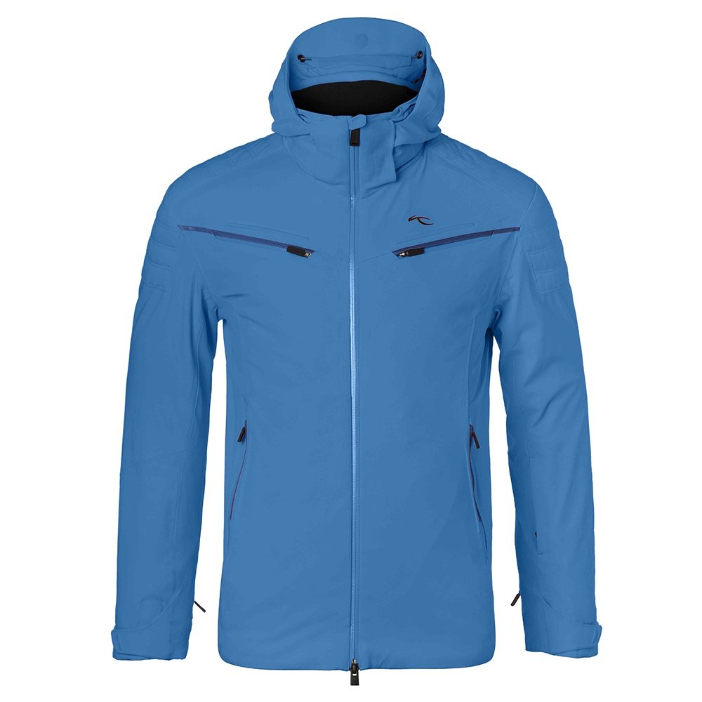 KJUS Formula Insulated Ski Jacket (Men's) - Aquamarine Blue