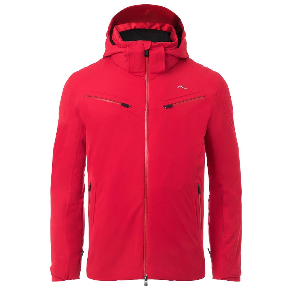 KJUS Formula Insulated Ski Jacket (Men's) - Scarlet