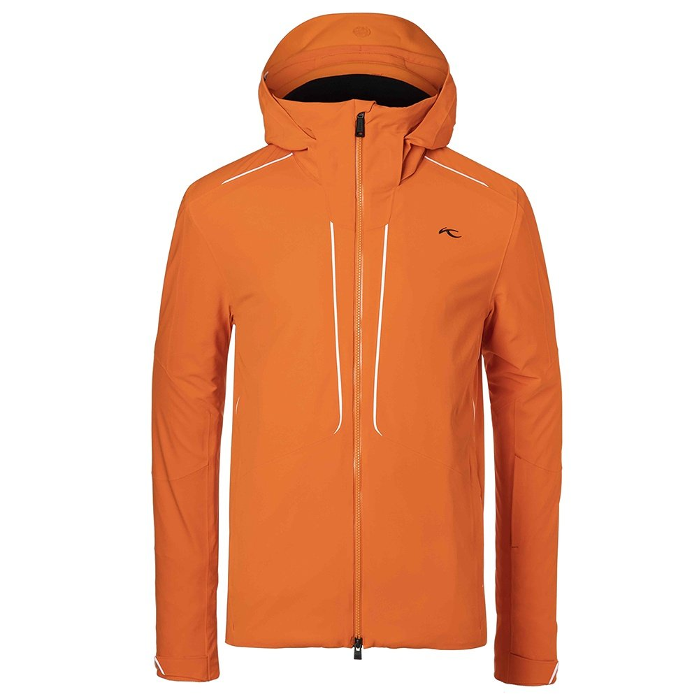 KJUS Boval Insulated Ski Jacket (Men's) - Kjus Orange