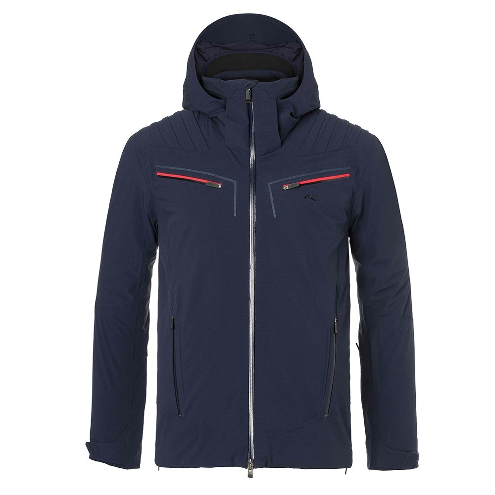 KJUS Formula DLX Insulated Ski Jacket (Men's) - Atlanta Blue