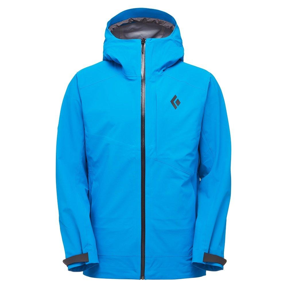 Black Diamond Recon Stretch Shell Ski Jacket (Men's) - Bluebird