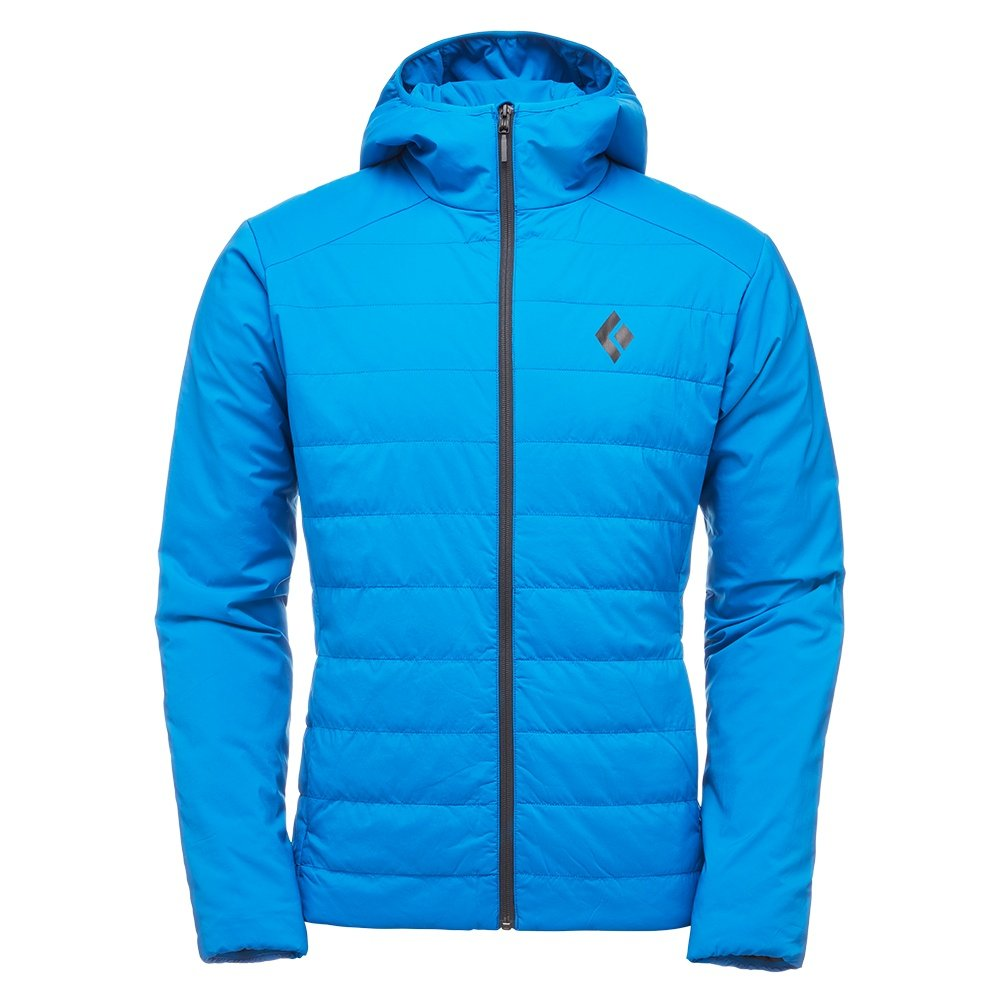 Black Diamond First Light Insulated Hoody Jacket (Men's) - Bluebird