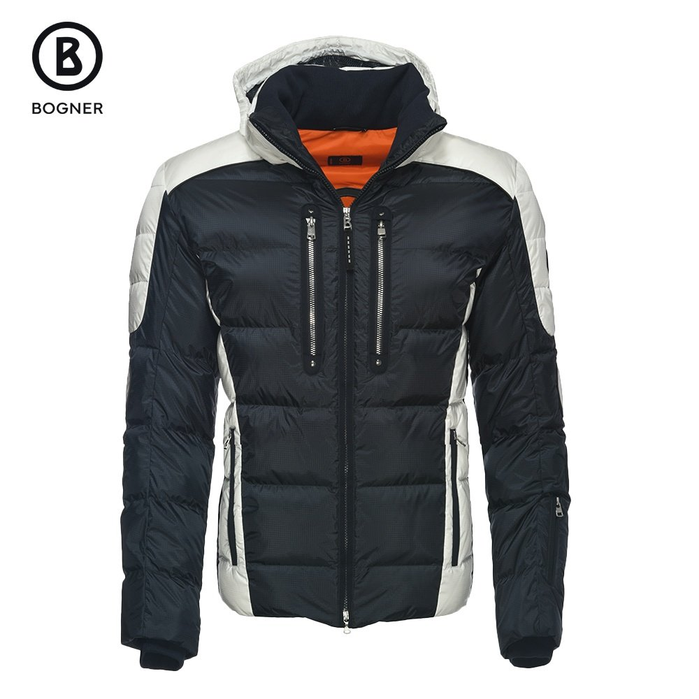 Bogner Carter-D Down Ski Jacket (Men's) - Dark Blue