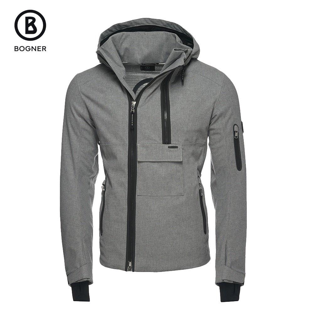 Bogner Jason-T Insulated Ski Jacket (Men's) - Navy/Gray